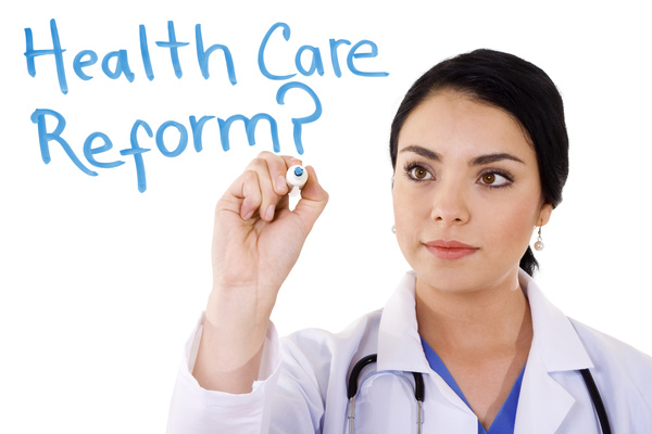 We want to become your partner in unraveling health care reform!
