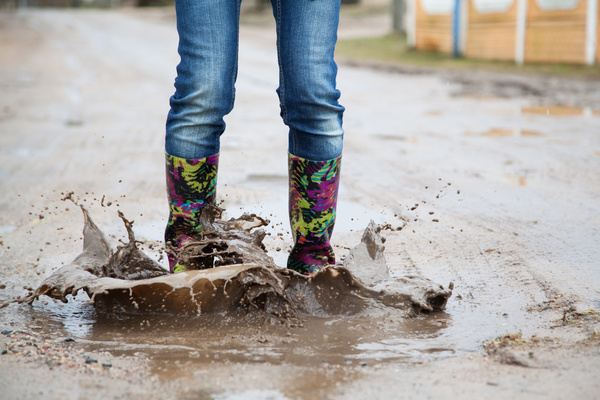 El Nino will bring more than just rain, it could bring mud. Are you covered?