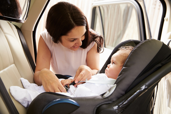 Do you have the right car seat for your child?